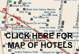 map of hotels